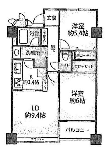 オーベル横浜・戸部本町の物件画像
