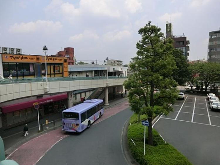 JR北小金駅800m