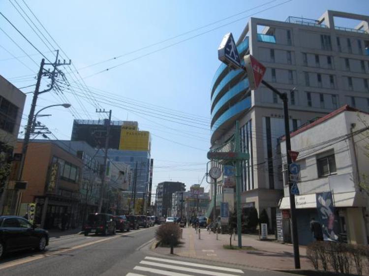 鶴間駅まで約1710m