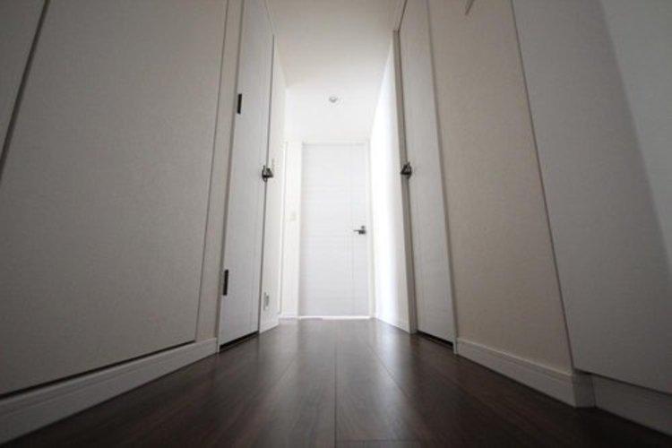 「いってきます」と「ただいま」の明るい声が響く玄関です。
