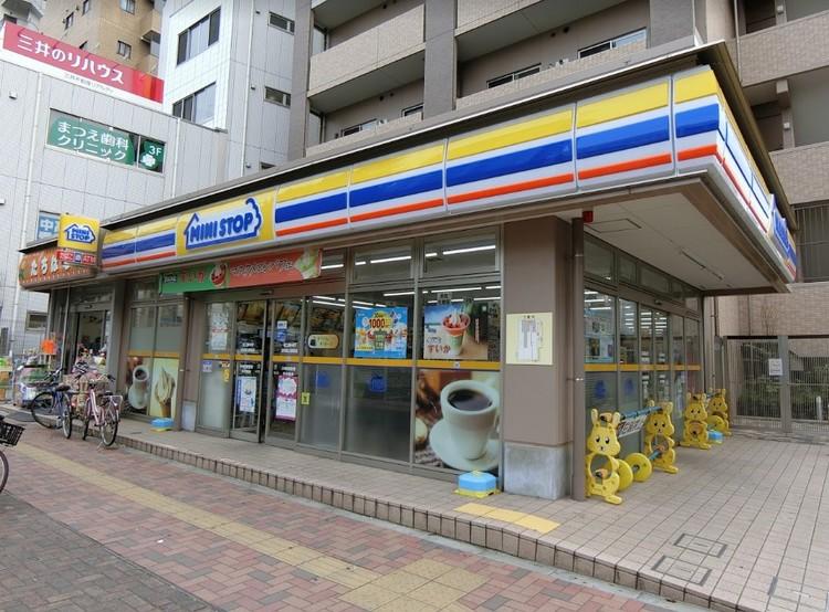 ミニストップ志村坂上駅前店