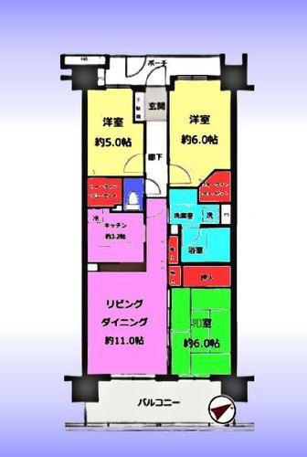 コスモ東京ガーデンパークスの物件画像