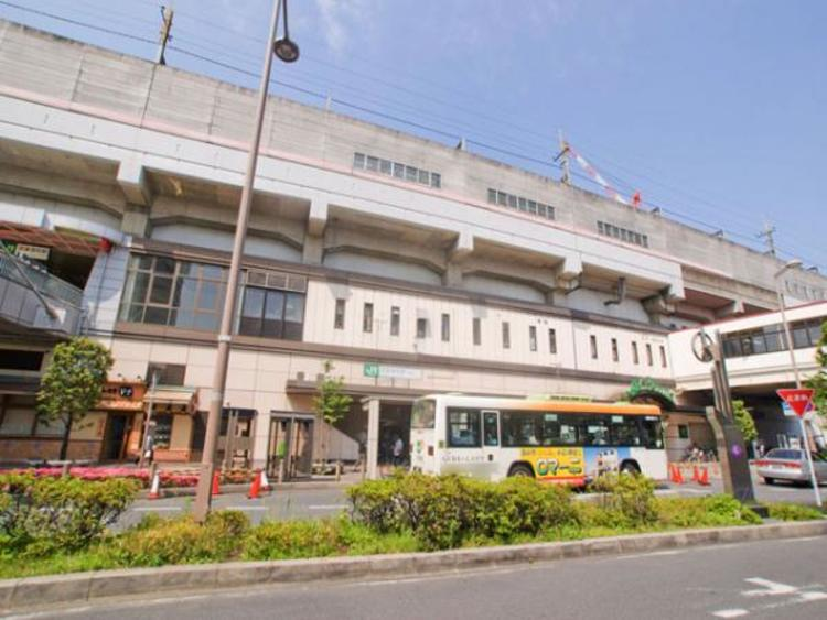 武蔵浦和駅800m