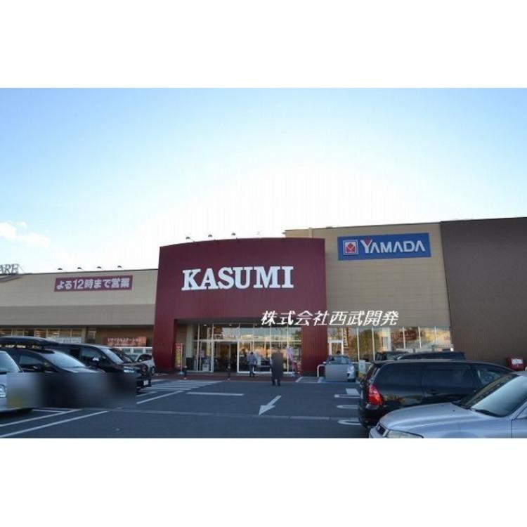 ピアシティフふじみ野店(約400m)