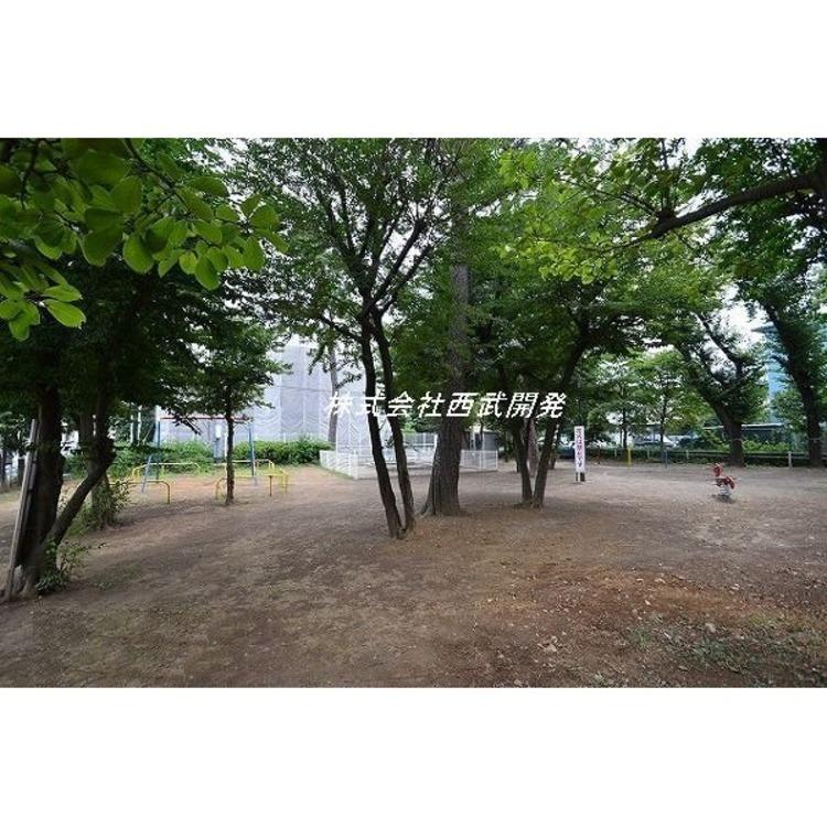 西鶴ケ岡公園(約350m)