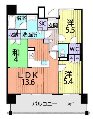 メルディア武蔵浦和の物件画像