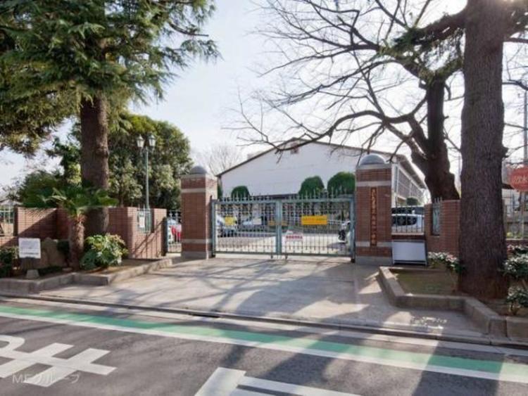 さいたま市立南浦和小学校400m