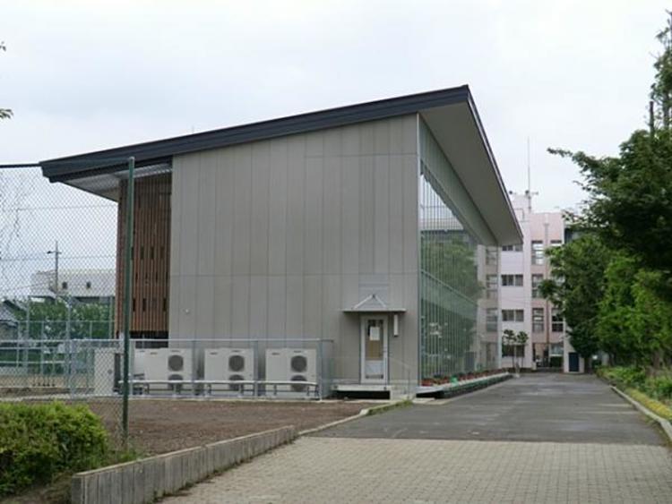 戸田市立新曽中学校2000m