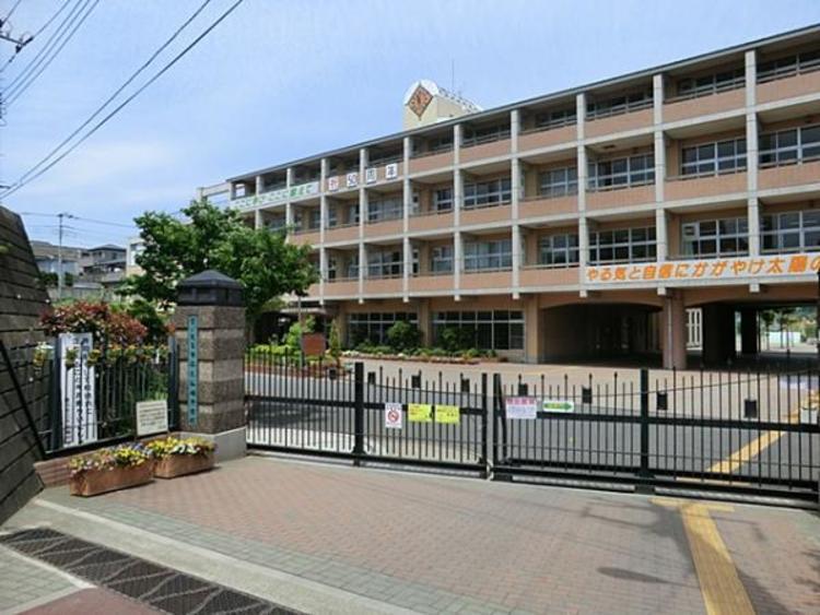 さいたま市立大谷場中学校1100m