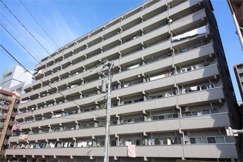 新大橋永谷マンションの物件画像