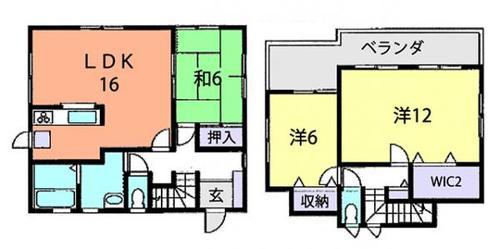 野田市宮崎 中古住宅の画像