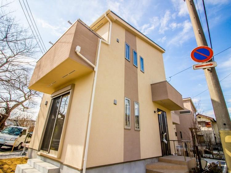 土地面積155.11m2、建物面積103.41m2、4LDK+小屋裏収納