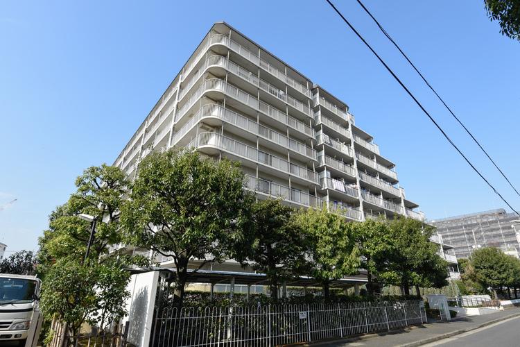 蒲田駅が徒歩圏内の利便性良好マンションです。