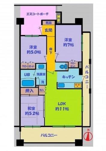 クオス横浜鴨居レジデンシャルステージの画像
