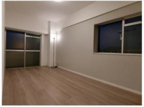◇ メガロン丸山台 ◇ 家具付き 三方角部屋の物件画像