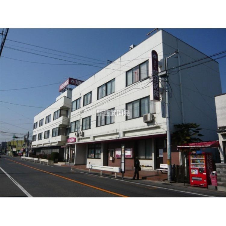 前田病院(約550m)