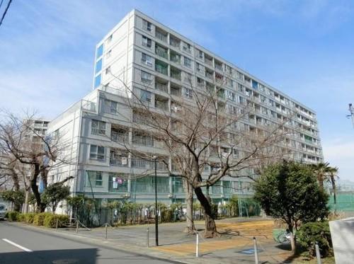 所沢コーポラスD棟の画像