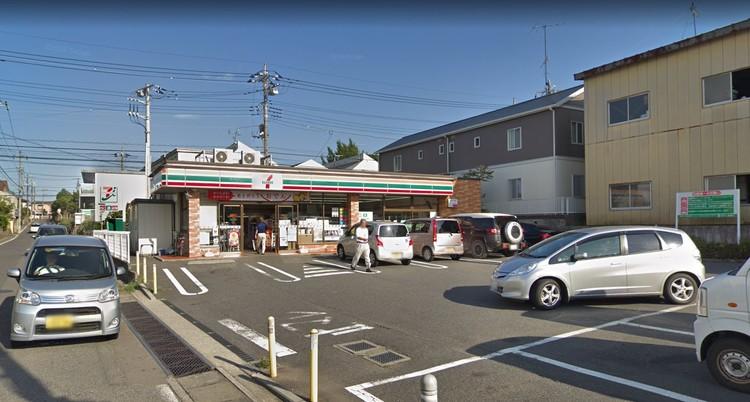 セブンイレブン松戸緑ケ丘店