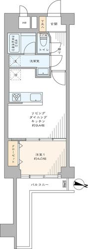 秀和大岡山レジデンスの物件画像