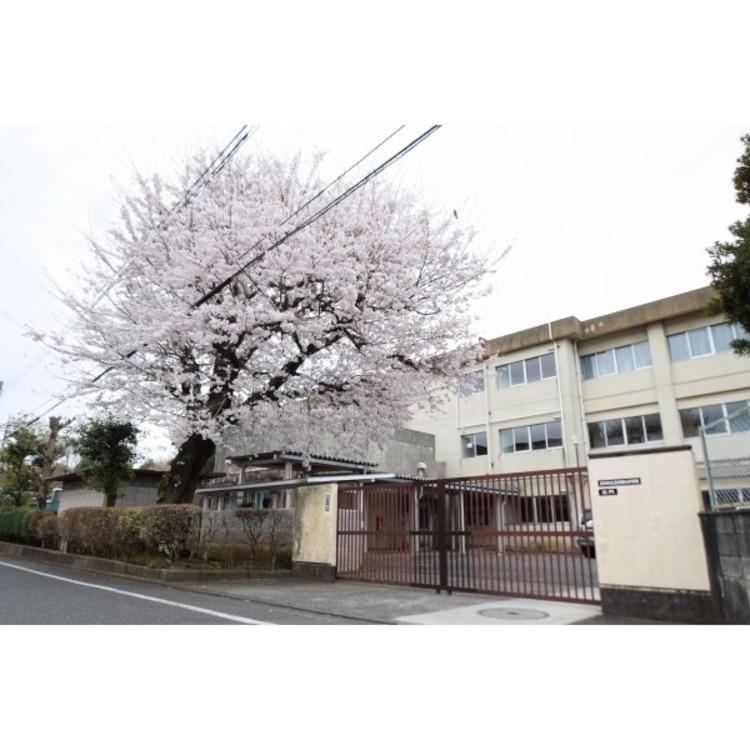 第九中学校(約1100m)