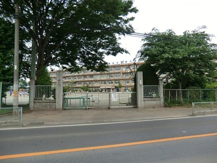 川越市立福原小学校 2994m