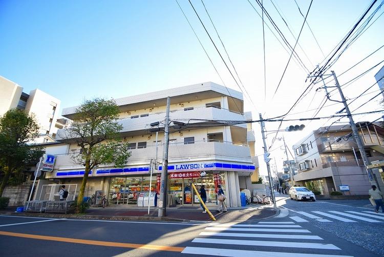 ローソン梶ケ谷駅前店 距離約500m