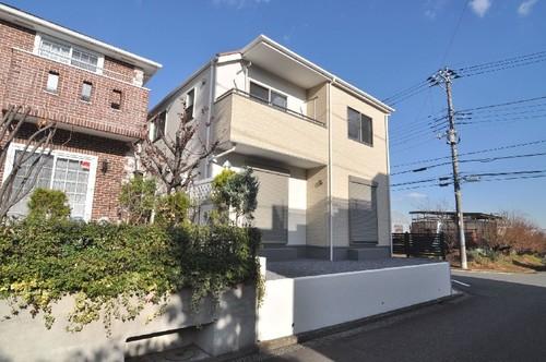 横浜市青葉区美しが丘西2丁目戸建の物件画像