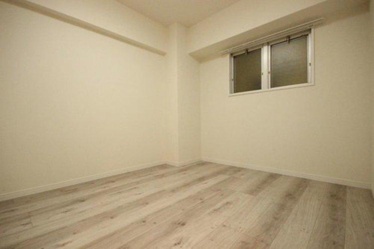 独立性を高めたお部屋。スッキリとした居住空間に。朝日が射し込む間取りが魅力的です。