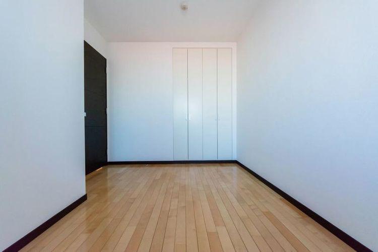 「洋室」約5.0帖 全居室クローゼット付き