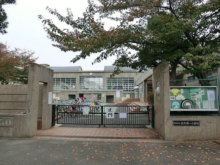 横浜市立並木第一小学校 徒歩12分 890m