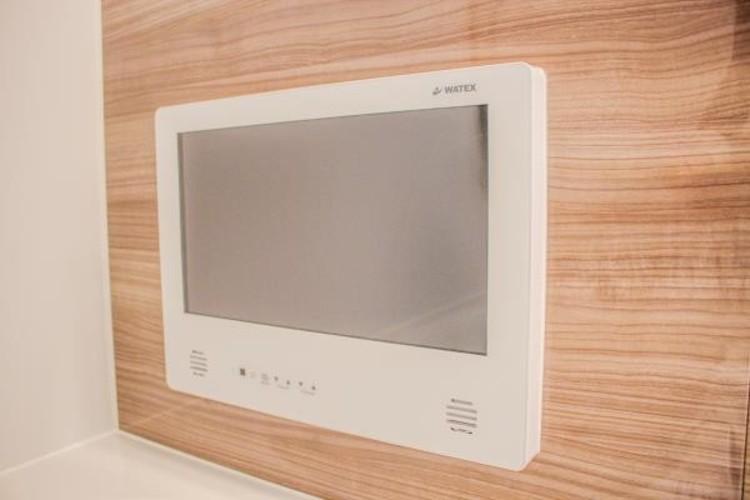 【浴室TV】
