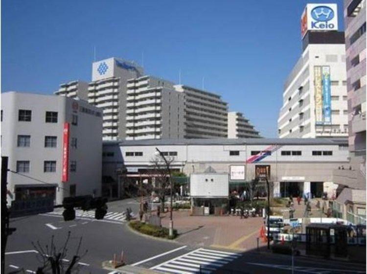 聖蹟桜ヶ丘駅まで652m