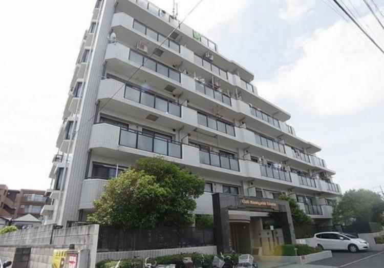 東京メトロ東西線「南行徳」駅徒歩13分。旧江戸川の河川敷至近、開放感のある景色を眺められます