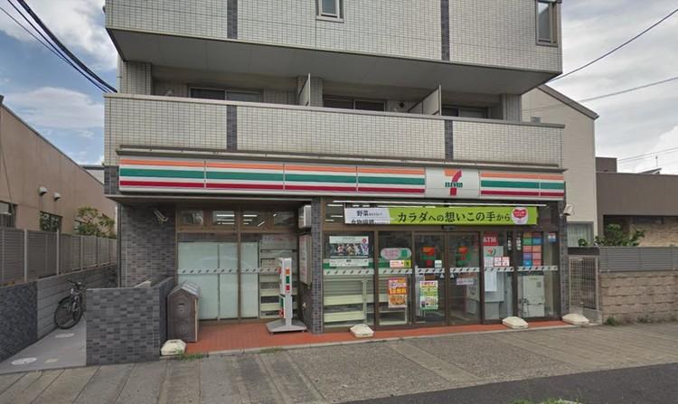 セブンイレブン 市川相之川2丁目店