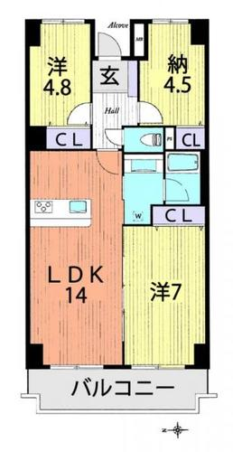 ライオンズガーデン久喜参番館の画像