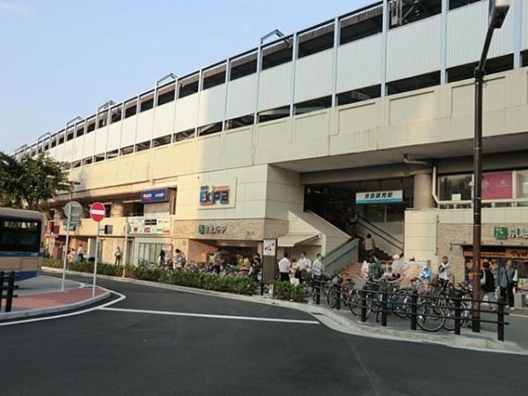 京浜急行電鉄京急鶴見駅