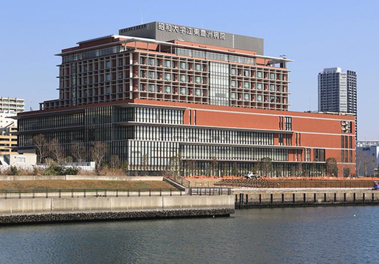 昭和大学江東豊洲病院まで1200m 近くに病院があると、万が一の事態にも備えられます。