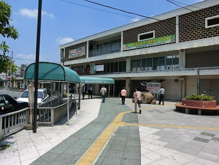 JR蕨駅3246m