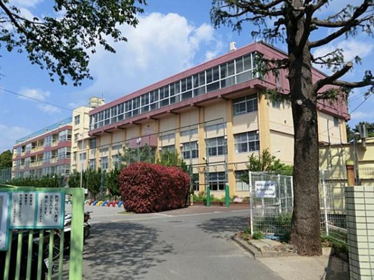 川口市立根岸小学校450m