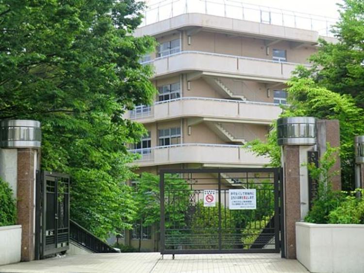 さいたま市立三室中学校 1829m