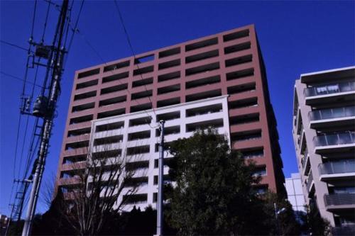 パークホームズ新川崎フォレストコートの画像