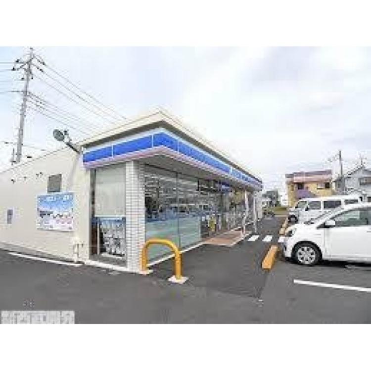 ローソン草加長栄二丁目店(約380m)