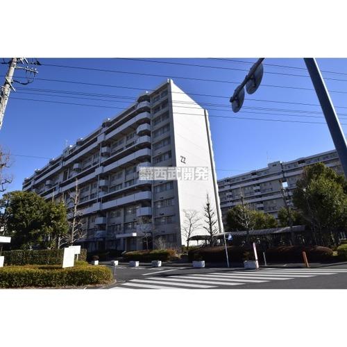 昭島つつじが丘ハイツ北22号棟の物件画像