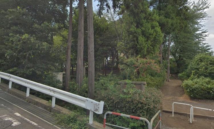 坂下湧水公園