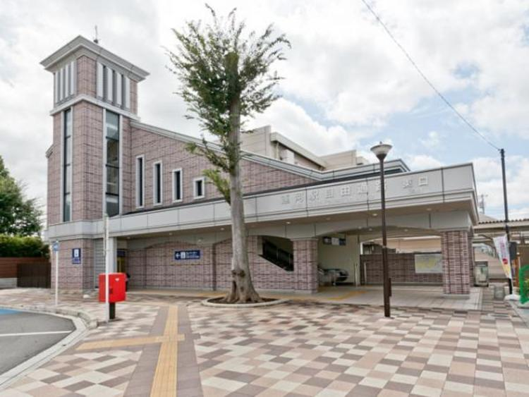 東武運河駅1040m