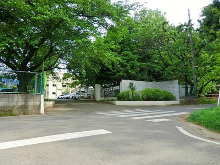 ふじみ野市立鶴ヶ丘小学校800m