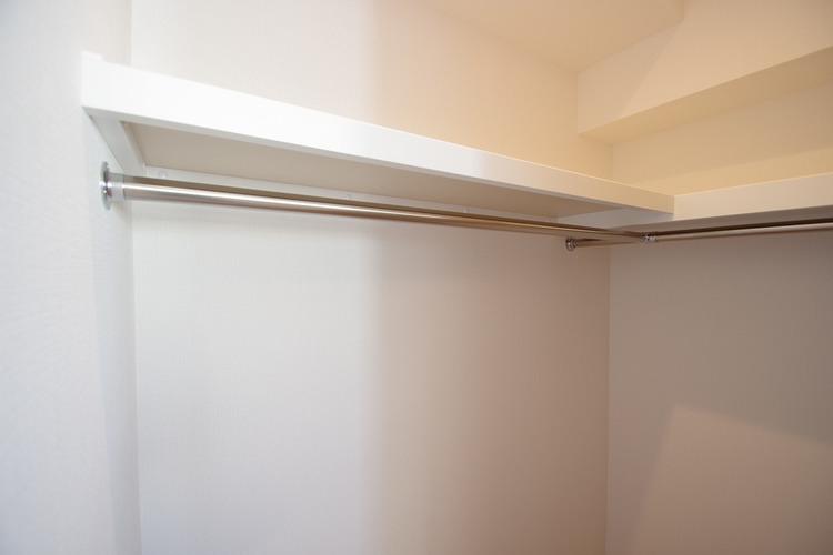 7.0帖 主寝室にはウォークインクローゼットが◎