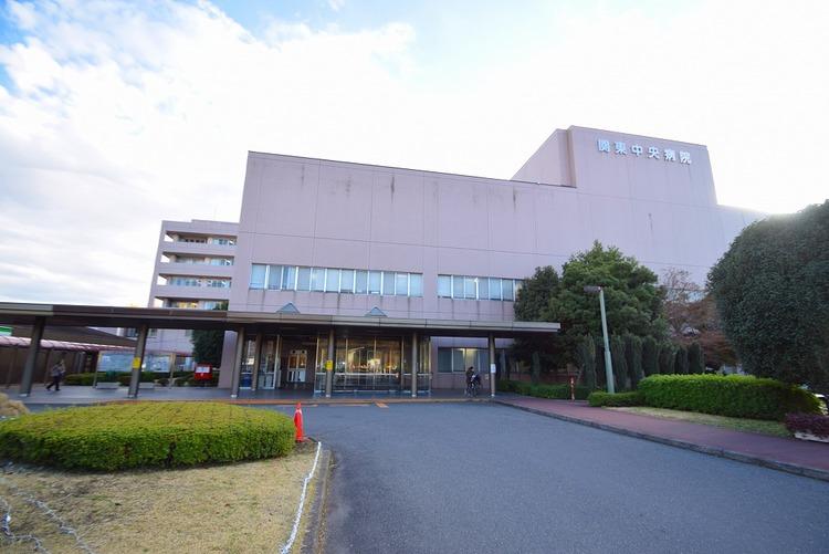 関東中央病院まで600m