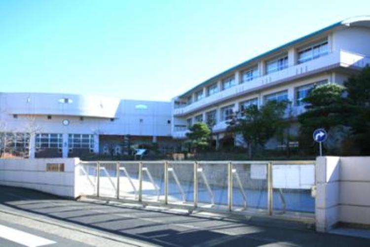 藤ヶ岡中学校400
