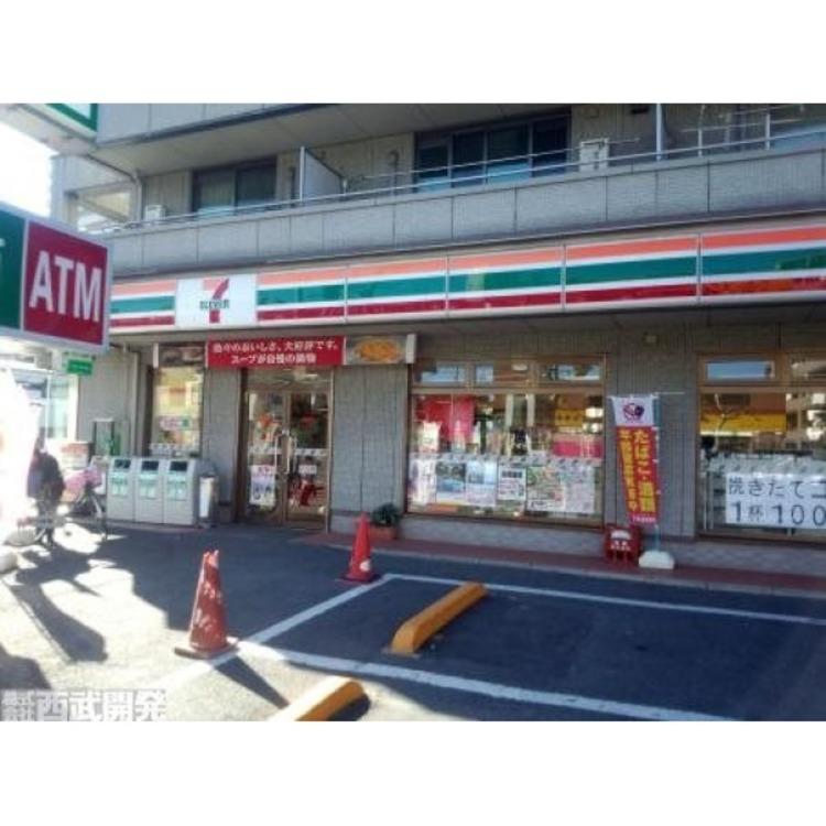 セブンイレブン北越谷駅東口店(約660m)
